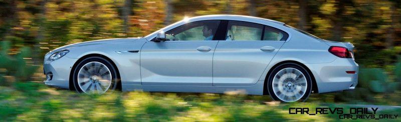 Bestof2013 Awards BMW 640i GranCoupe Coolest 4-Door 17
