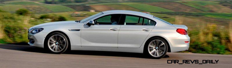 Bestof2013 Awards BMW 640i GranCoupe Coolest 4-Door 18