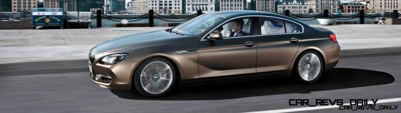 Bestof2013 Awards BMW 640i GranCoupe Coolest 4-Door 2