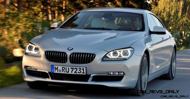 Bestof2013 Awards BMW 640i GranCoupe Coolest 4-Door 20