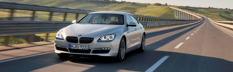 Bestof2013 Awards BMW 640i GranCoupe Coolest 4-Door 21