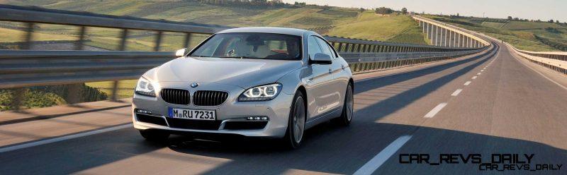 Bestof2013 Awards BMW 640i GranCoupe Coolest 4-Door 21