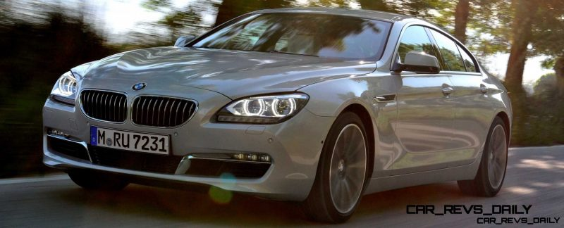 Bestof2013 Awards BMW 640i GranCoupe Coolest 4-Door 24