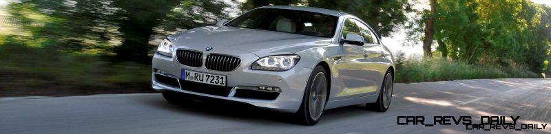 Bestof2013 Awards BMW 640i GranCoupe Coolest 4-Door 25