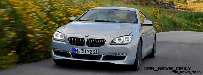 Bestof2013 Awards BMW 640i GranCoupe Coolest 4-Door 26
