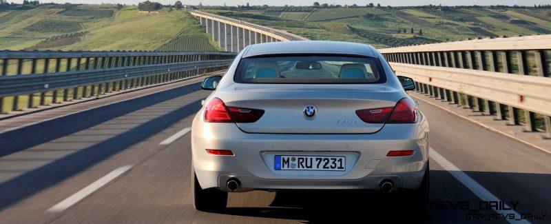 Bestof2013 Awards BMW 640i GranCoupe Coolest 4-Door 28