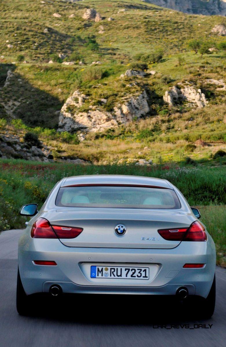 Bestof2013 Awards BMW 640i GranCoupe Coolest 4-Door 29