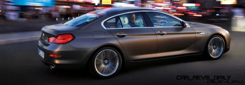 Bestof2013 Awards BMW 640i GranCoupe Coolest 4-Door 3