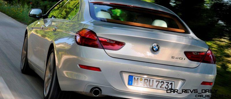 Bestof2013 Awards BMW 640i GranCoupe Coolest 4-Door 33