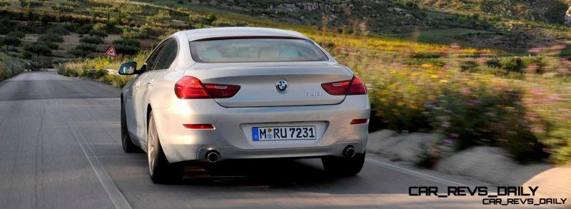 Bestof2013 Awards BMW 640i GranCoupe Coolest 4-Door 34