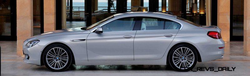 Bestof2013 Awards BMW 640i GranCoupe Coolest 4-Door 36