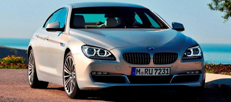 Bestof2013 Awards BMW 640i GranCoupe Coolest 4-Door 4