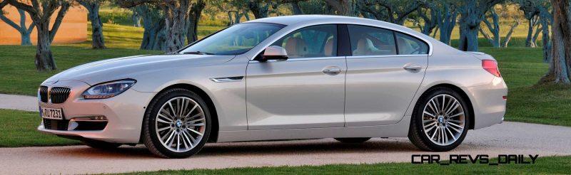Bestof2013 Awards BMW 640i GranCoupe Coolest 4-Door 40