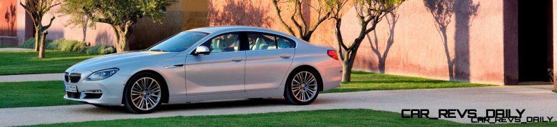 Bestof2013 Awards BMW 640i GranCoupe Coolest 4-Door 41