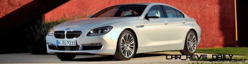 Bestof2013 Awards BMW 640i GranCoupe Coolest 4-Door 43