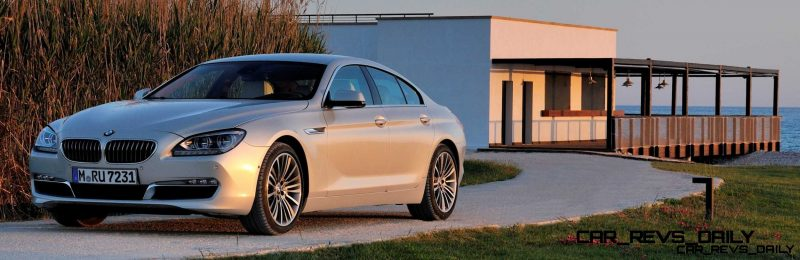 Bestof2013 Awards BMW 640i GranCoupe Coolest 4-Door 44