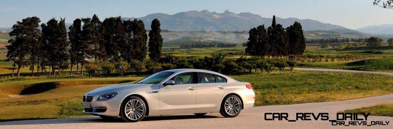 Bestof2013 Awards BMW 640i GranCoupe Coolest 4-Door 45