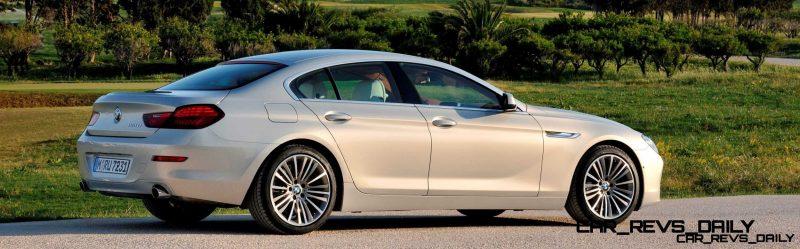 Bestof2013 Awards BMW 640i GranCoupe Coolest 4-Door 46