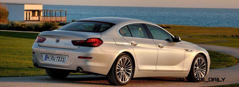 Bestof2013 Awards BMW 640i GranCoupe Coolest 4-Door 47