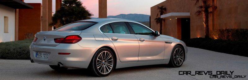 Bestof2013 Awards BMW 640i GranCoupe Coolest 4-Door 48