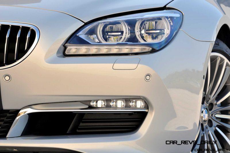 Bestof2013 Awards BMW 640i GranCoupe Coolest 4-Door 53