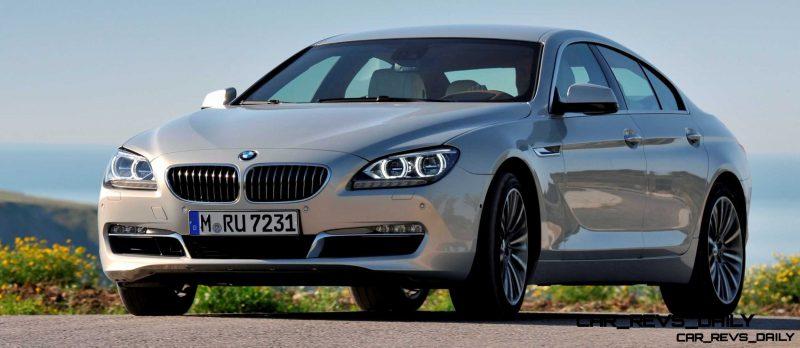 Bestof2013 Awards BMW 640i GranCoupe Coolest 4-Door 6