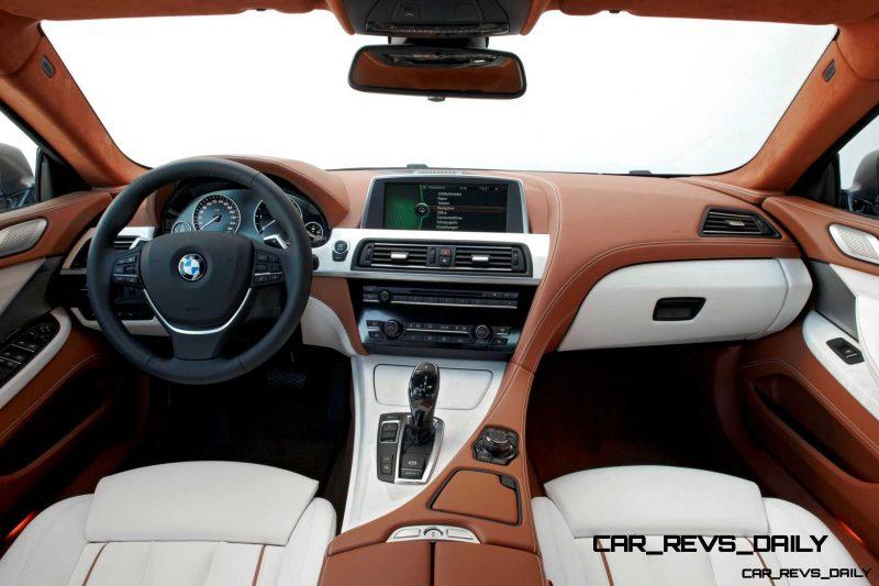 Bestof2013 Awards BMW 640i GranCoupe Coolest 4-Door 60