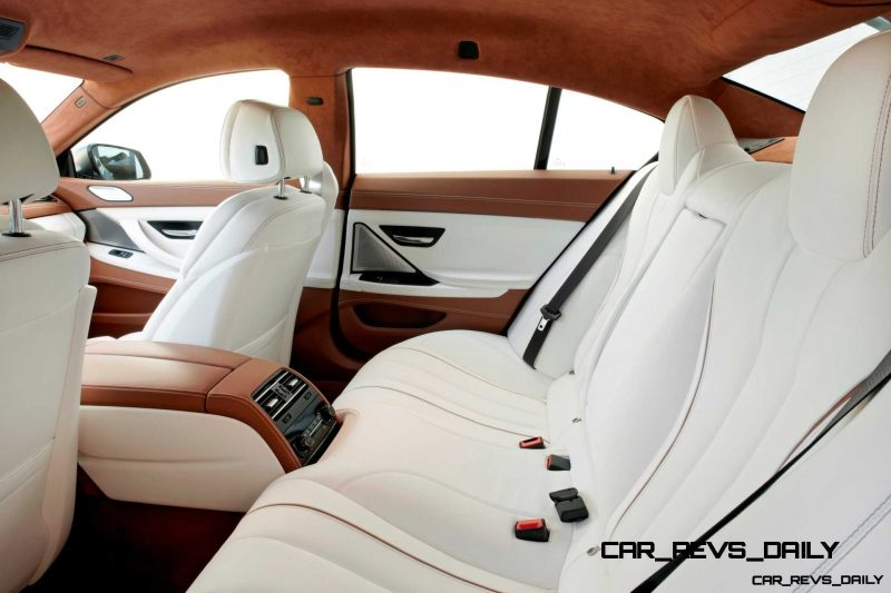 Bestof2013 Awards BMW 640i GranCoupe Coolest 4-Door 61