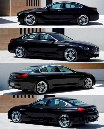 Bestof2013 Awards BMW 640i GranCoupe Coolest 4-Door 64-vert