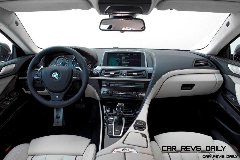 Bestof2013 Awards BMW 640i GranCoupe Coolest 4-Door 68