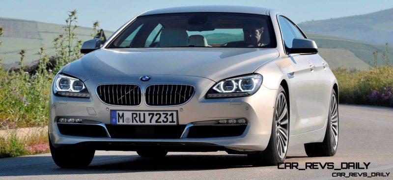 Bestof2013 Awards BMW 640i GranCoupe Coolest 4-Door 7