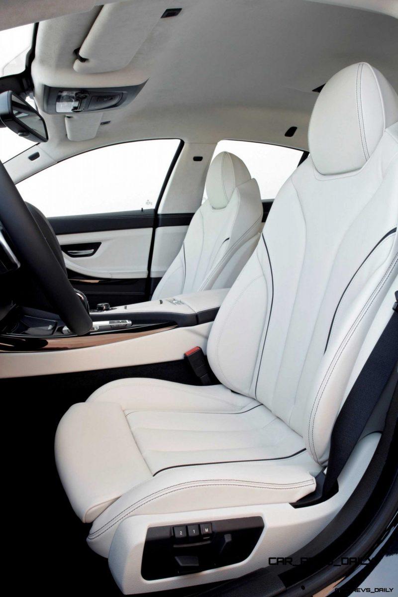 Bestof2013 Awards BMW 640i GranCoupe Coolest 4-Door 70