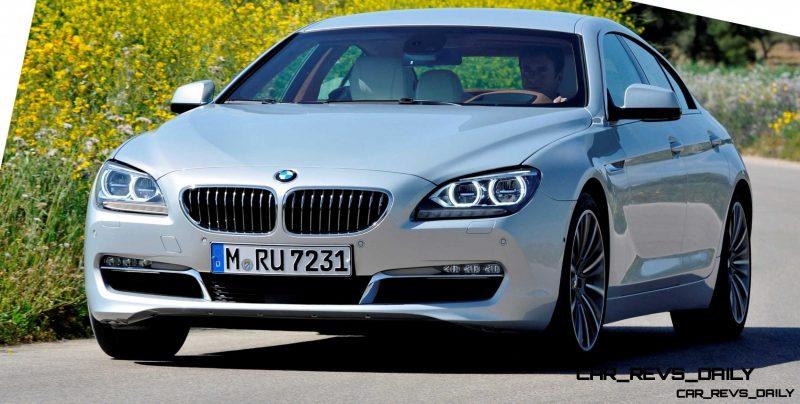 Bestof2013 Awards BMW 640i GranCoupe Coolest 4-Door 8