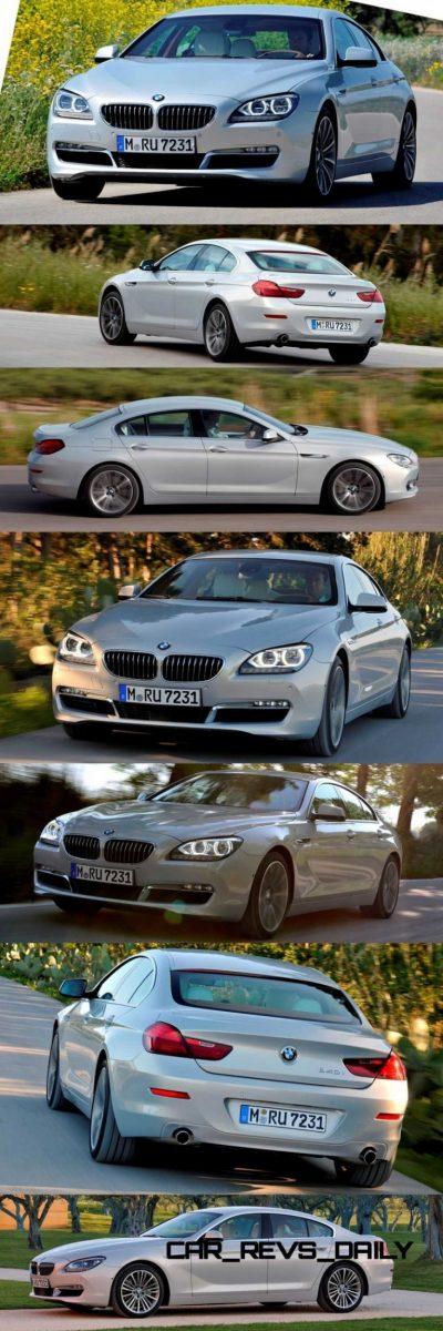 Bestof2013 Awards BMW 640i GranCoupe Coolest 4-Door 8-vert