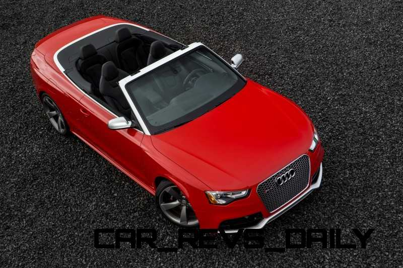 Buyers Guide to Audi RS5 Cabriolet for 2014 1