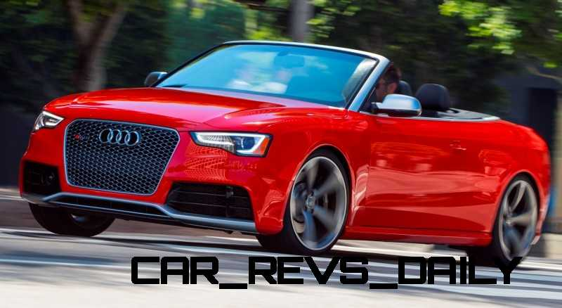 Buyers Guide to Audi RS5 Cabriolet for 2014 10
