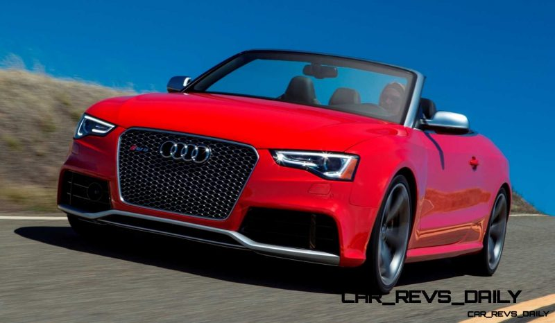 Buyers Guide to Audi RS5 Cabriolet for 2014 11