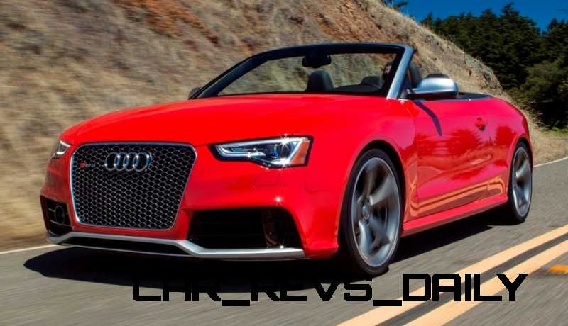 Buyers Guide: 2014 Audi RS5 Cabrio Sets Phasers to SUN! Buyers Guide: 2014 Audi RS5 Cabrio Sets Phasers to SUN!