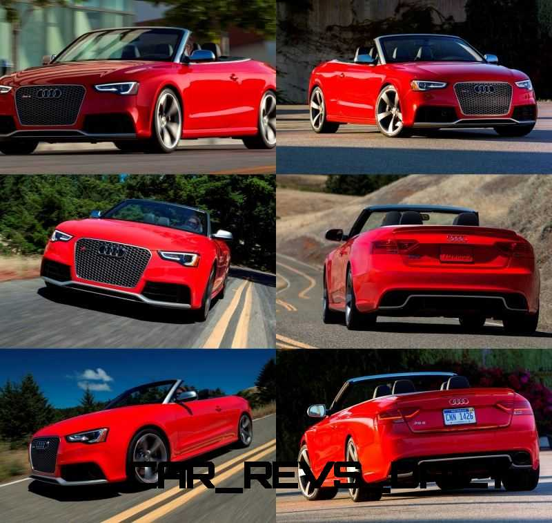 Buyers Guide: 2014 Audi RS5 Cabrio Sets Phasers To SUN