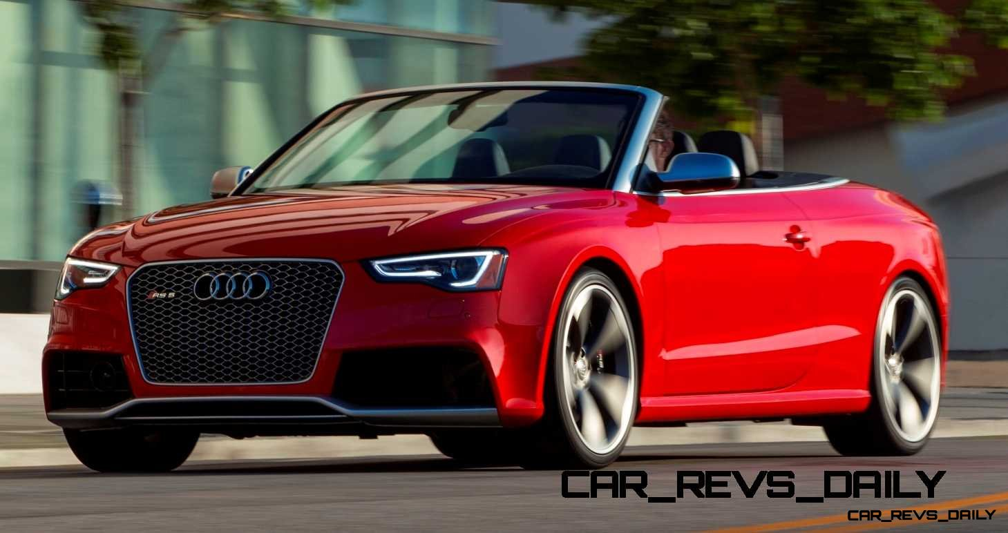 buyers guide 2014 audi rs5 cabrio sets phasers to sun. Black Bedroom Furniture Sets. Home Design Ideas