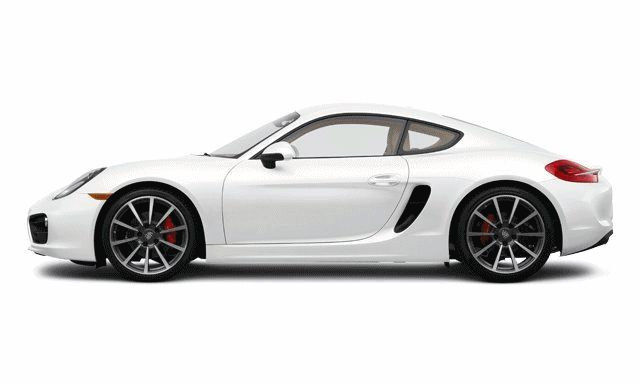 CAYMAN S Colors and Tech GIF