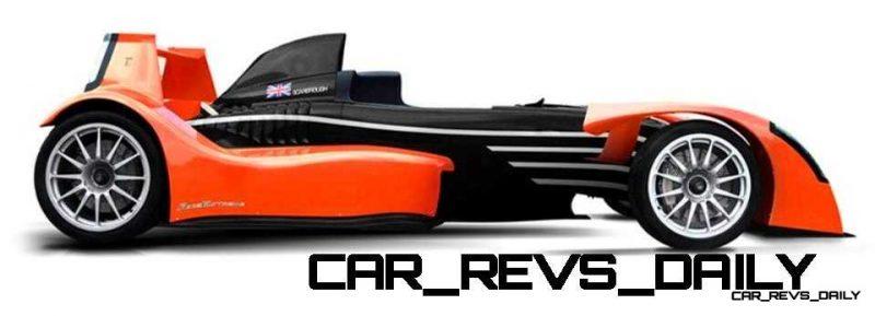 CarRevsDaily 2010 Caparo T1 Showcase 10