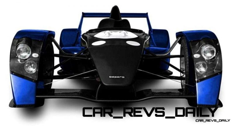 CarRevsDaily 2010 Caparo T1 Showcase 14