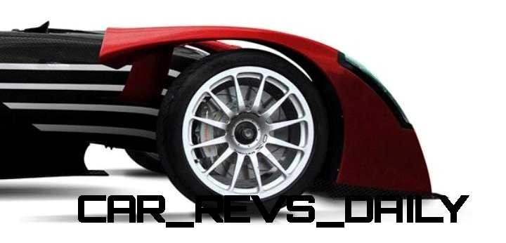 CarRevsDaily 2010 Caparo T1 Showcase 15