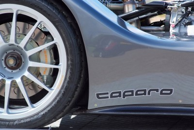 CarRevsDaily 2010 Caparo T1 Showcase 30