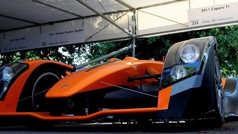 CarRevsDaily 2010 Caparo T1 Showcase 37