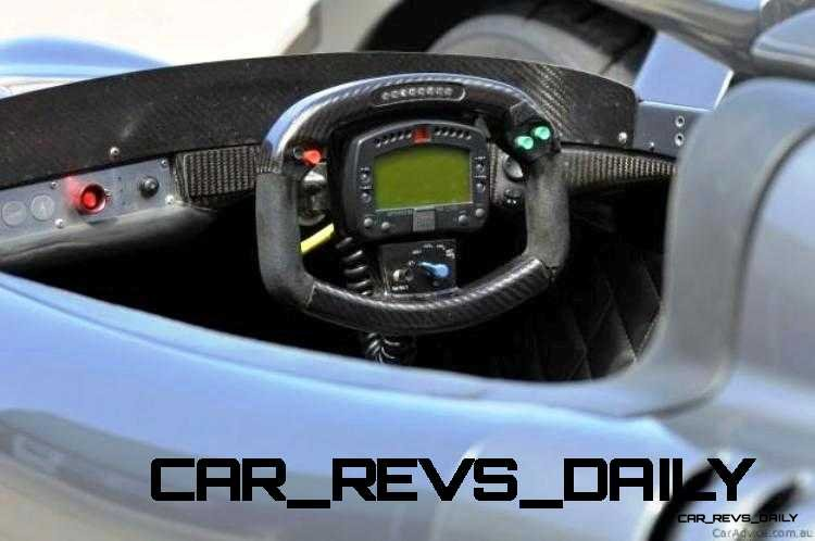 CarRevsDaily 2010 Caparo T1 Showcase 50