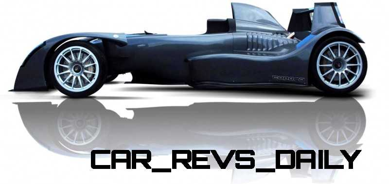 CarRevsDaily 2010 Caparo T1 Showcase 54