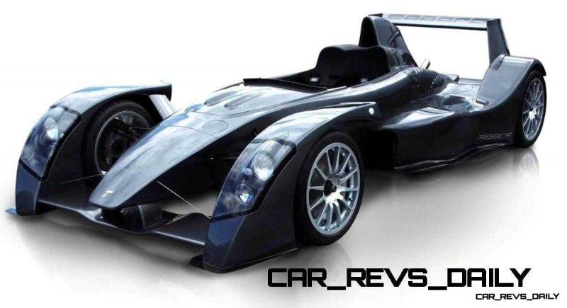 CarRevsDaily 2010 Caparo T1 Showcase 58