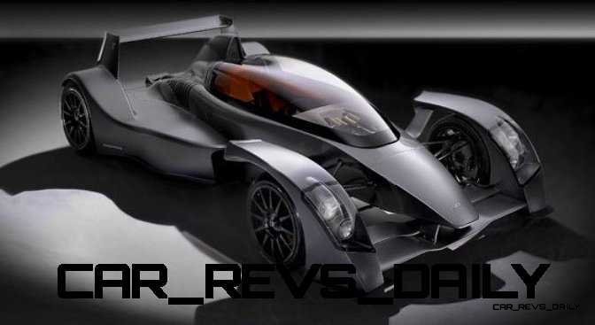 CarRevsDaily 2010 Caparo T1 Showcase 62